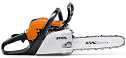 Stihl MS211 chain saw