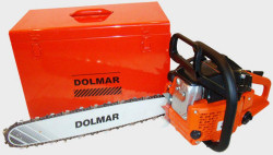 Dolmar chainsaws for sale Ireland - Irish Mowers