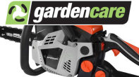 Gardencare chainsaws