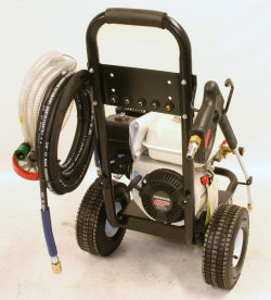 honda gx200 power washer