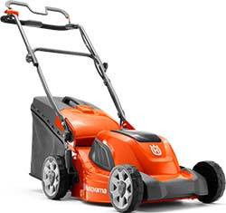 Husqvarna Battery lawn mowers Ireland - Irish Mowers