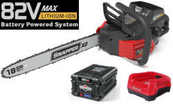Snapper battery chainsaw